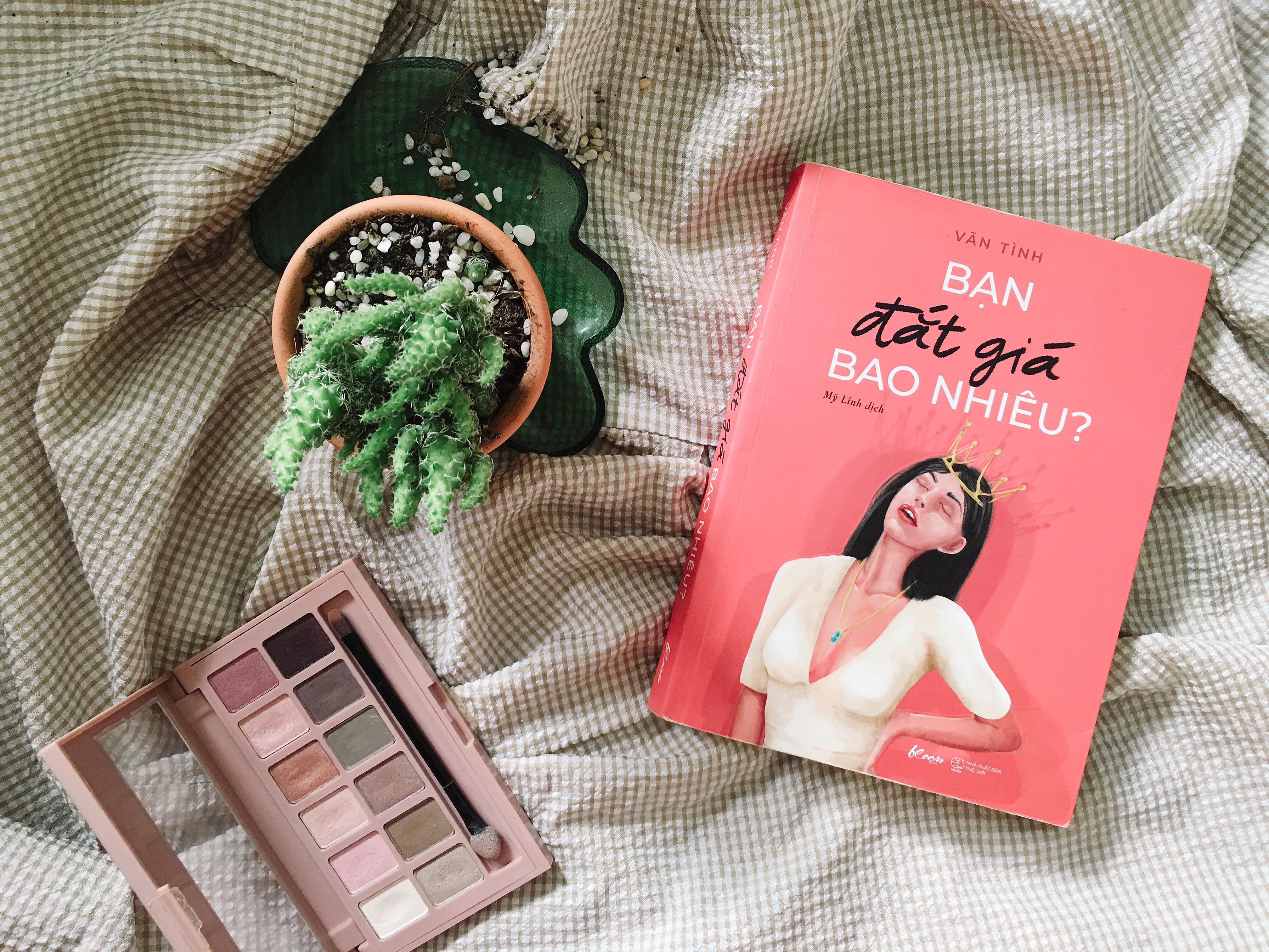 Review sách | Bạn đắt giá bao nhiêu? | Vãn Tình – Kim Xuân